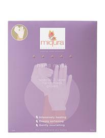 Miqura Premium Hand Mask Box Beauty WOMEN Skin Care Hand Cream & Foot Cream Nude Miqura CLEAR, Meikit, kosmetiikka ja ihonhoito