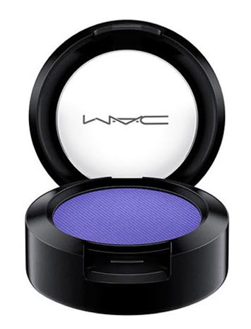 M.A.C. Matte Zinc Blue Beauty WOMEN Makeup Eyes Eyeshadow - Not Palettes Sininen M.A.C. ZINC BLUE, Meikit, kosmetiikka ja ihonhoito