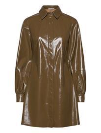 Samsä¸e Samsä¸e Caroli Dress 12869 Polvipituinen Mekko Vihreä Samsä¸e Samsä¸e DARK OLIVE