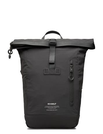 ECOALF Skopie Backpack Reppu Laukku Musta ECOALF BLACK
