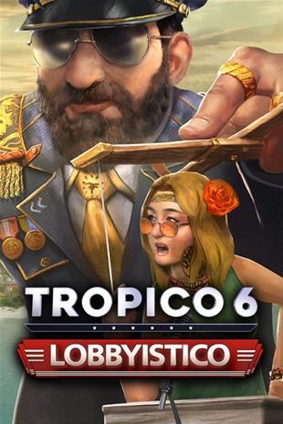 Tropico 6 - Lobbyistico, PC -peli