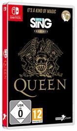 Let's Sing Presents Queen, Nintendo Switch -peli