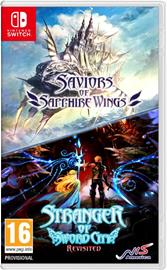 Saviors of Sapphire Wings + Stranger of Sword City Revisited, Nintendo Switch -peli