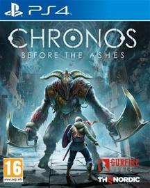 Chronos: Before the Ashes, PS4 -peli