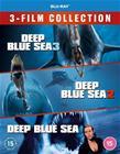 Deep Blue Sea - 1-3 Collection (Blu-ray), elokuva