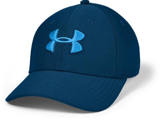 Under Armour M BLITZING CAP 3.0 GRAPHITE BLUE
