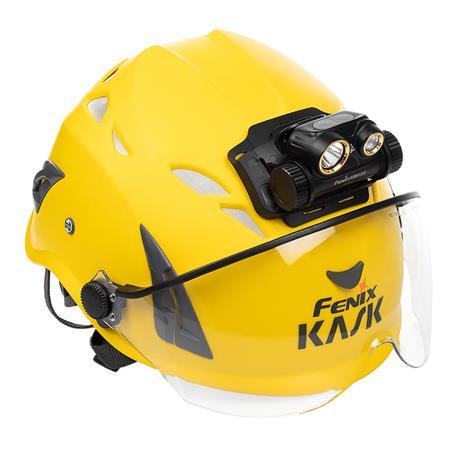 Fenix HM65R SuperRaptor 2020 + Helmet mount