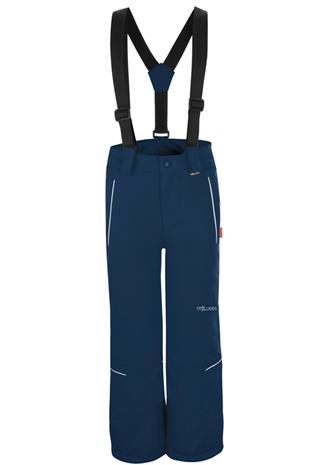 TROLLKIDS Holmenkollen Snow Pants Slim Fit Kids, mystic blue