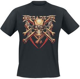 Megadeth - Killing Is My Business - T-paita - Miehet - Musta