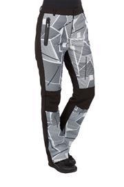 Icepeak ELSRA naisten lasketteluhousut, valkoinen-musta 34