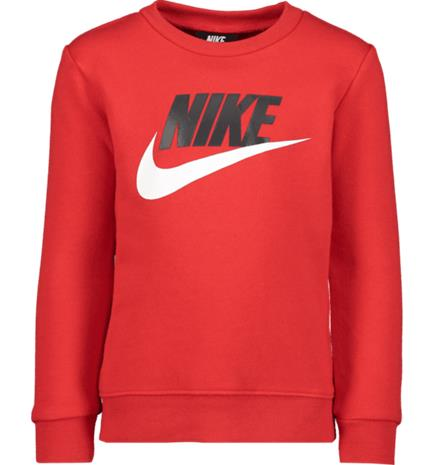 Nike K CLUB HBR CREW UNIVERSITY RED