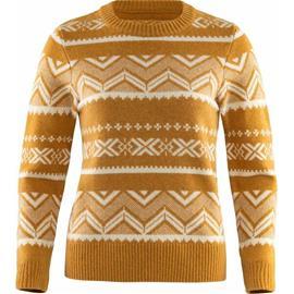 Fjällräven Greenland Re-Wool Pattern Knit Womens
