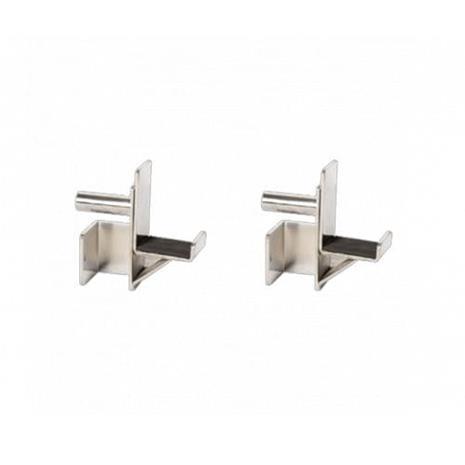 FitNord Chromed barbell holders (pair)