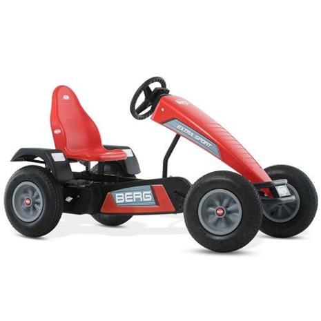 BERG Extra Sport Red E-BFR Trampbil