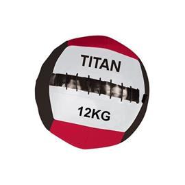 TITAN LIFE Large Rage Wall Ball 12kg