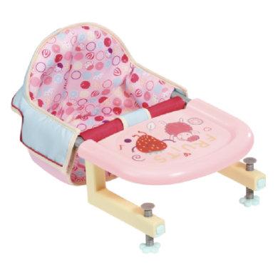 Zapf Creation Baby Annabell® lounasaikaan istuva istuin