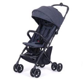knorr-baby Buggy Travel Easy-Fold Harmaa Melange