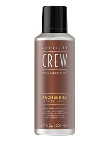 American Crew Classic Styling Techseries Boost Spray Hiuslakka Nude American Crew NO COLOR