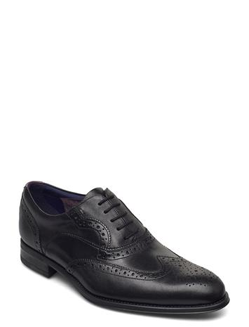 Ted Baker Mittal Shoes Business Laced Shoes Musta Ted Baker BLACK