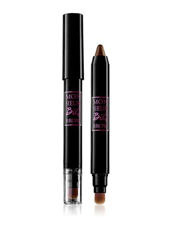 Lancä´me Monsieur Big Brow Eyebrow Pencil Kulmakynä Meikki Ruskea Lancä´me 03 BROWN