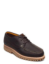 Timberland Jackson'S Landing Hs Camp Moc Shoes Business Laced Shoes Sininen Timberland SOIL