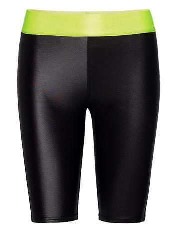 Craft Asome Short Tights W Shorts Sport Shorts Musta Craft BLACK/FLUMINO, Naisten housut ja shortsit