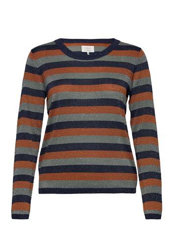 Nä¼mph Nubree Pullover Neulepaita Monivärinen/Kuvioitu Nä¼mph A. GREEN, Naisten paidat, puserot, topit, neuleet ja jakut