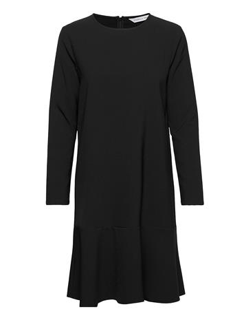 Camilla Pihl Berry Dress Polvipituinen Mekko Musta Camilla Pihl BLACK, Naisten hameet ja mekot