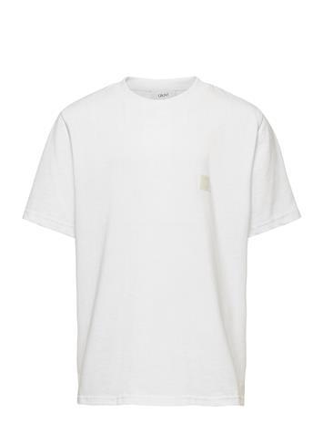 Grunt Our Praise Tee T-shirts Short-sleeved Valkoinen Grunt WHITE, Lastenvaatteet