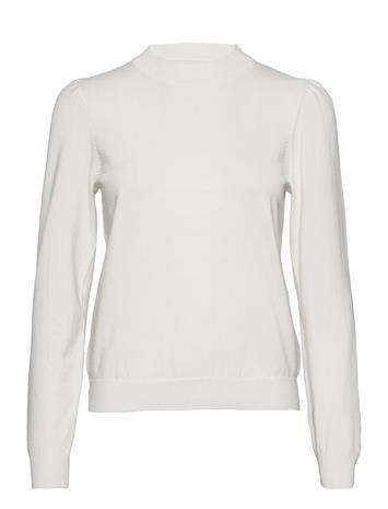 Nä¼mph Nubaojin Pullover Neulepaita Valkoinen Nä¼mph C. DANCER, Naisten paidat, puserot, topit, neuleet ja jakut