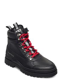 Filling Pieces Mountain Boot Rock Shoes Boots Winter Boots Musta Filling Pieces BLACK