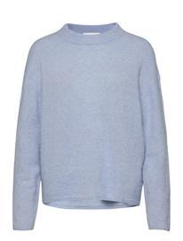 2NDDAY 2nd Raymond Neulepaita Sininen 2NDDAY AIRY BLUE, Naisten paidat, puserot, topit, neuleet ja jakut