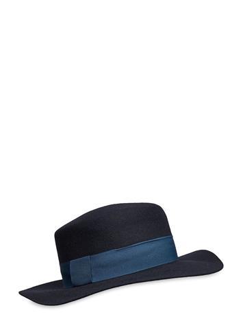 By Malina Jolie Hat Accessories Headwear Hats Sininen By Malina INDIGO BLUE