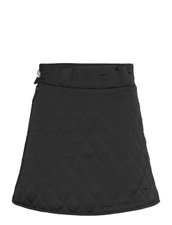 Cras Sallycras Skirt Lyhyt Hame Musta Cras BLACK