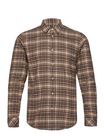 Samsä¸e Samsä¸e Liam Nx 11209 Paita Rento Casual Ruskea Samsä¸e Samsä¸e CUMIN CH., Miesten paidat, puserot ja neuleet