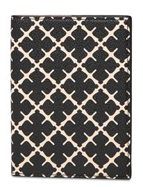 By Malene Birger Ivy Pass Bags Card Holders & Wallets Wallets Musta By Malene Birger BLACK