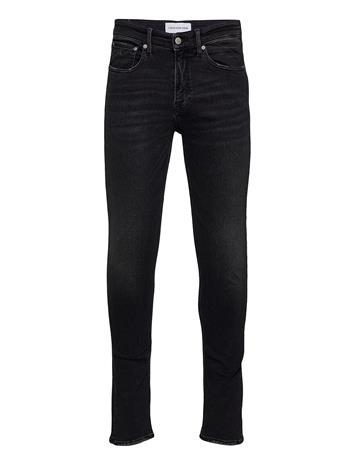 Calvin Klein Jeans Ckj 016 Skinny Skinny Farkut Musta Calvin Klein Jeans BB117 - BLACK