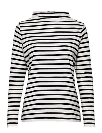 Esprit Casual T-Shirts T-shirts & Tops Long-sleeved Valkoinen Esprit Casual OFF WHITE
