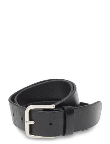 Royal RepubliQ Defiance Belt Accessories Belts Classic Belts Musta Royal RepubliQ BLACK