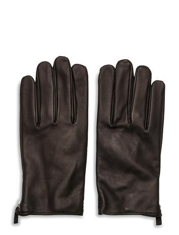 Royal RepubliQ Ground Gloves Touch Hanskat Käsineet Musta Royal RepubliQ BLACK