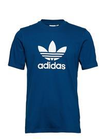 adidas Originals Trefoil T-Shirt T-shirts Short-sleeved Sininen Adidas Originals LEGMAR