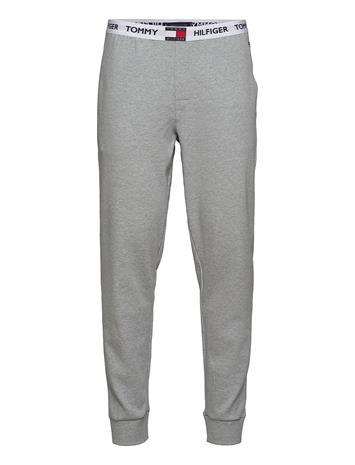 Tommy Hilfiger Pants Lwk Collegehousut Olohousut Harmaa Tommy Hilfiger GREY HEATHER, Naisten housut ja shortsit