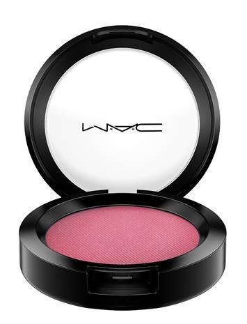 M.A.C. Sheert Shimmer Blush Breezy Beauty WOMEN Makeup Face Blush Vaaleanpunainen M.A.C. BREEZY