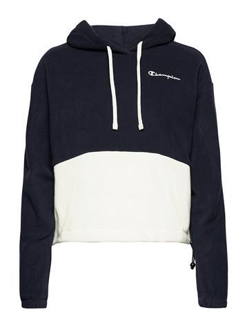 Champion Hooded Sweatshirt Huppari Sininen Champion SKY CAPTAIN, Naisten paidat, puserot, topit, neuleet ja jakut