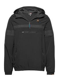 Ellesse El Ziote Oh Jacket Outerwear Jackets Anoraks Musta Ellesse BLACK