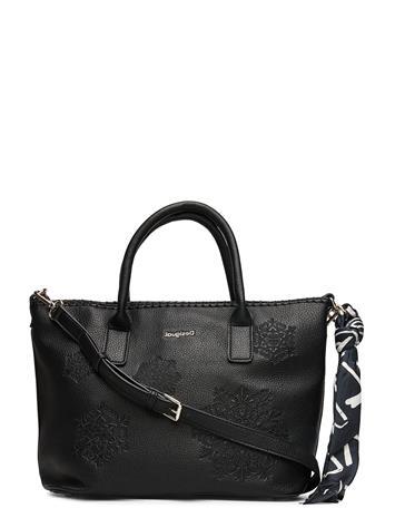 Desigual Accessories Bols Alexandra Holbox Min Bags Top Handle Bags Musta Desigual Accessories NEGRO