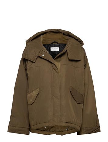 Tiger of Sweden Sipeeria Outerwear Jackets Utility Jackets Vihreä Tiger Of Sweden KALAMATA