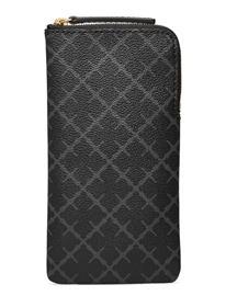 By Malene Birger Sunnies Bags Card Holders & Wallets Wallets Musta By Malene Birger CHARCOAL