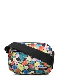 Ganni Festival Bag Bags Small Shoulder Bags - Crossbody Bags Monivärinen/Kuvioitu Ganni MULTICOLOUR