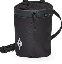Black Diamond Repo Chalk Bag M/L, dark gray